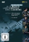 THE SUPER GUITAR TRIO AND FRIENDS IN CONCERT / Al Di Meola, Larry Coryell, Biréli Lagrène, ...