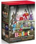 BALLET FOR CHILDREN / 4 DVD