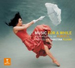 MUSIC FOR A WHILE / HENRY PURCELL / DELUXE
