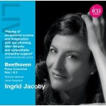 PIANO CONCERTOS / BEETHOVEN / INGRID JACOBY