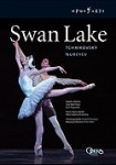 CZAJKOWSKI - Swan Lake (Nureyev) / 1 DVD - 2h 26' / subtitles: EN/FR/DE/ES/IT