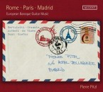 ROME - PARIS - MADRID